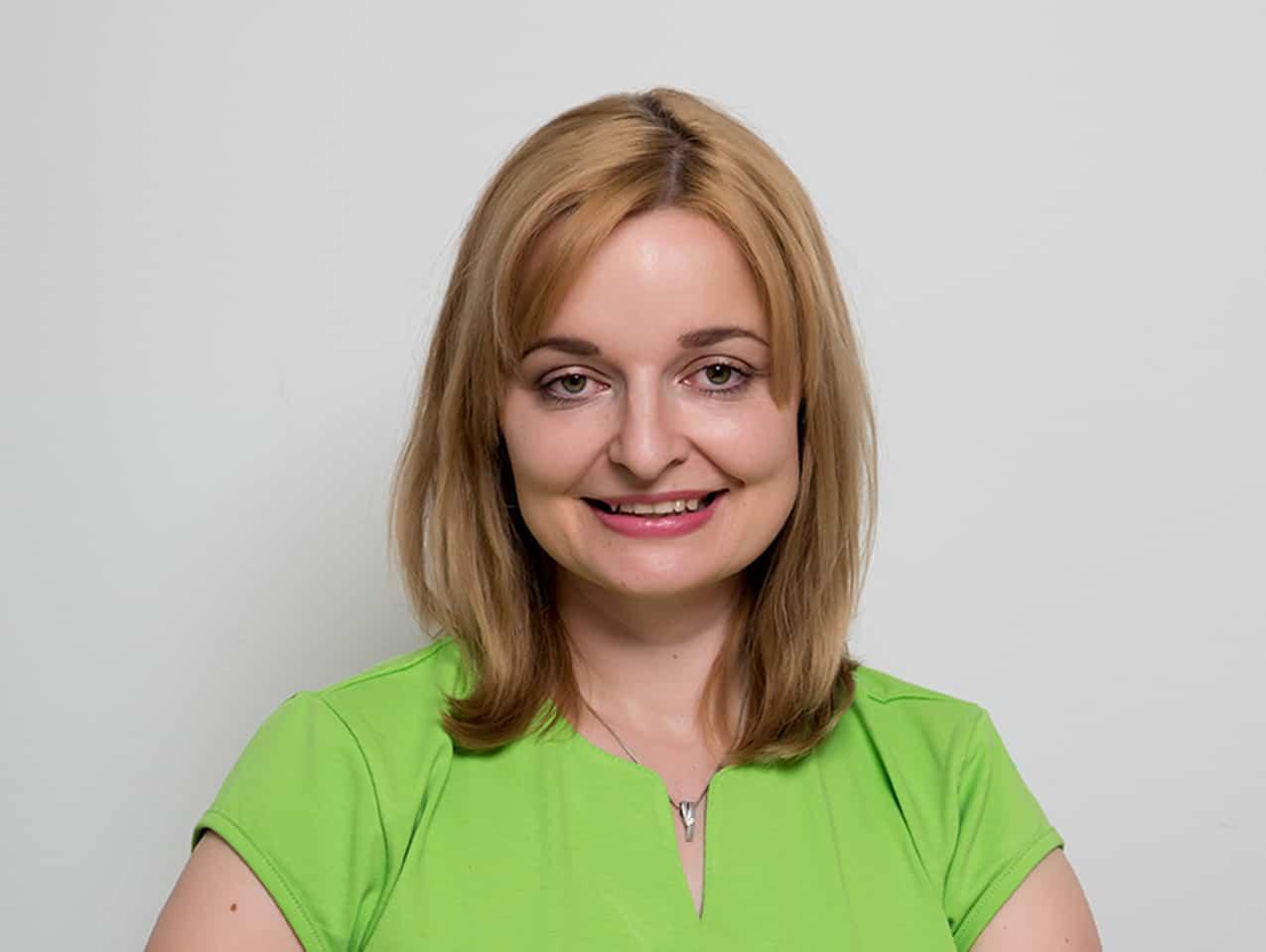 Bc. Veronika Urbankova, DiS.