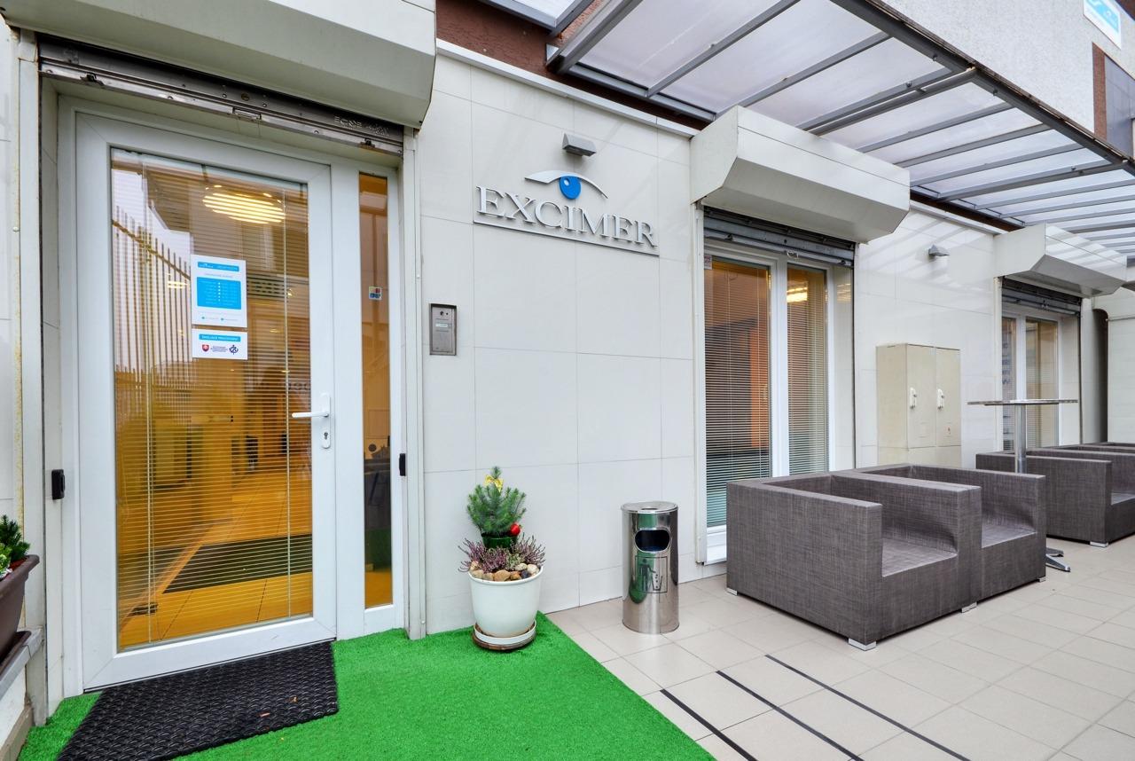 Excimer očné laserové centrum Bratislava