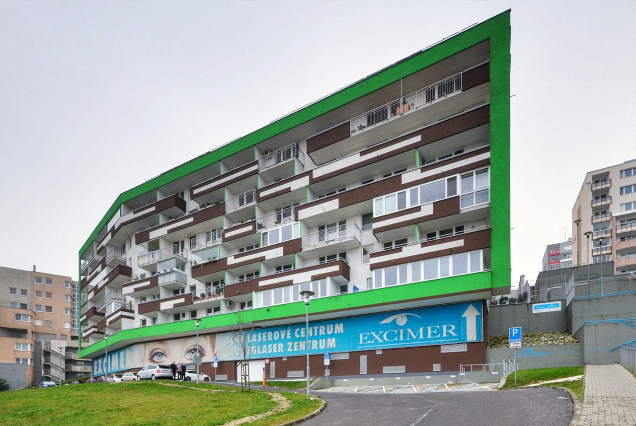 očné laserové centrum Excimer Bratislava
