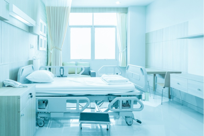 Hospitalizácia – prijatie do ústavnej starostlivosti
