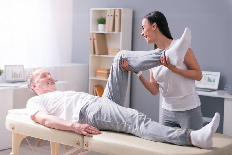 Rehabilitácia a fyzioterapia