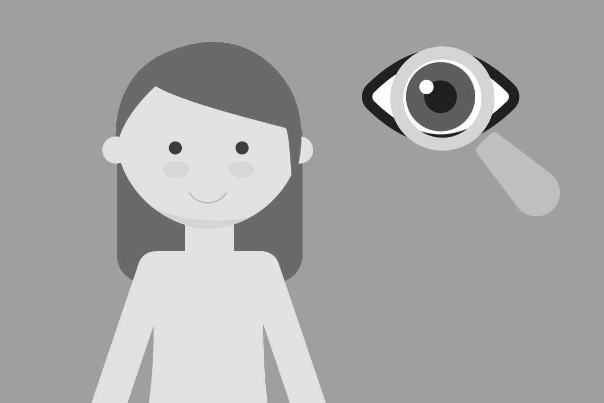 Koľko odtieňov sivej dokáže rozlíšiť ľudské oko?