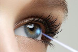Ako prebieha laserová operácia očí