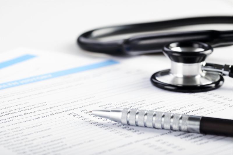 Zdravotná karta – zápis oprava