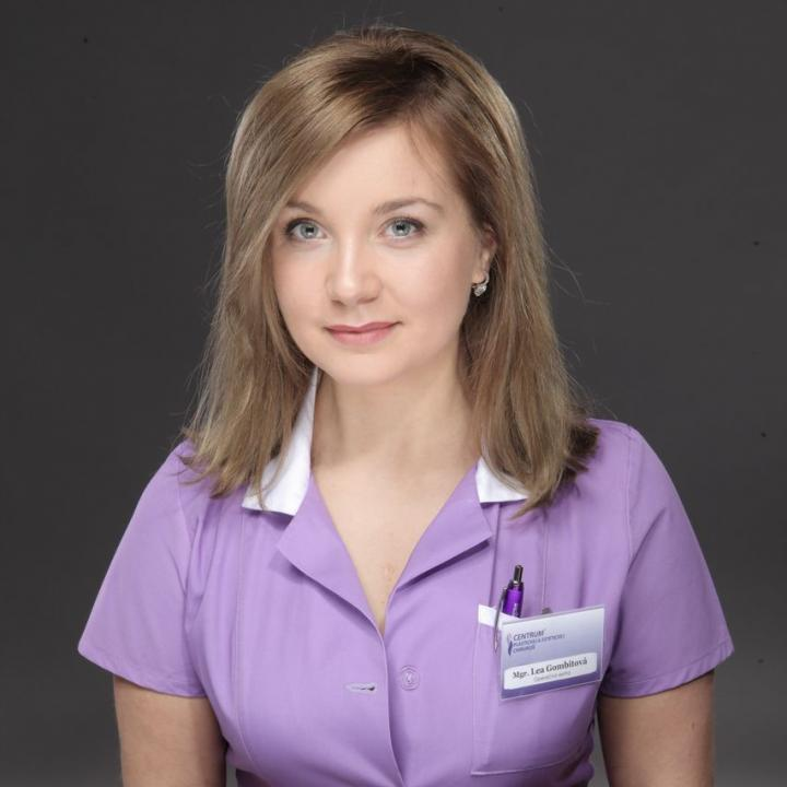 Mgr. Lea Gombitova