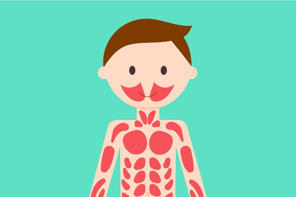 Koľko svalov používate keď sa usmievate?