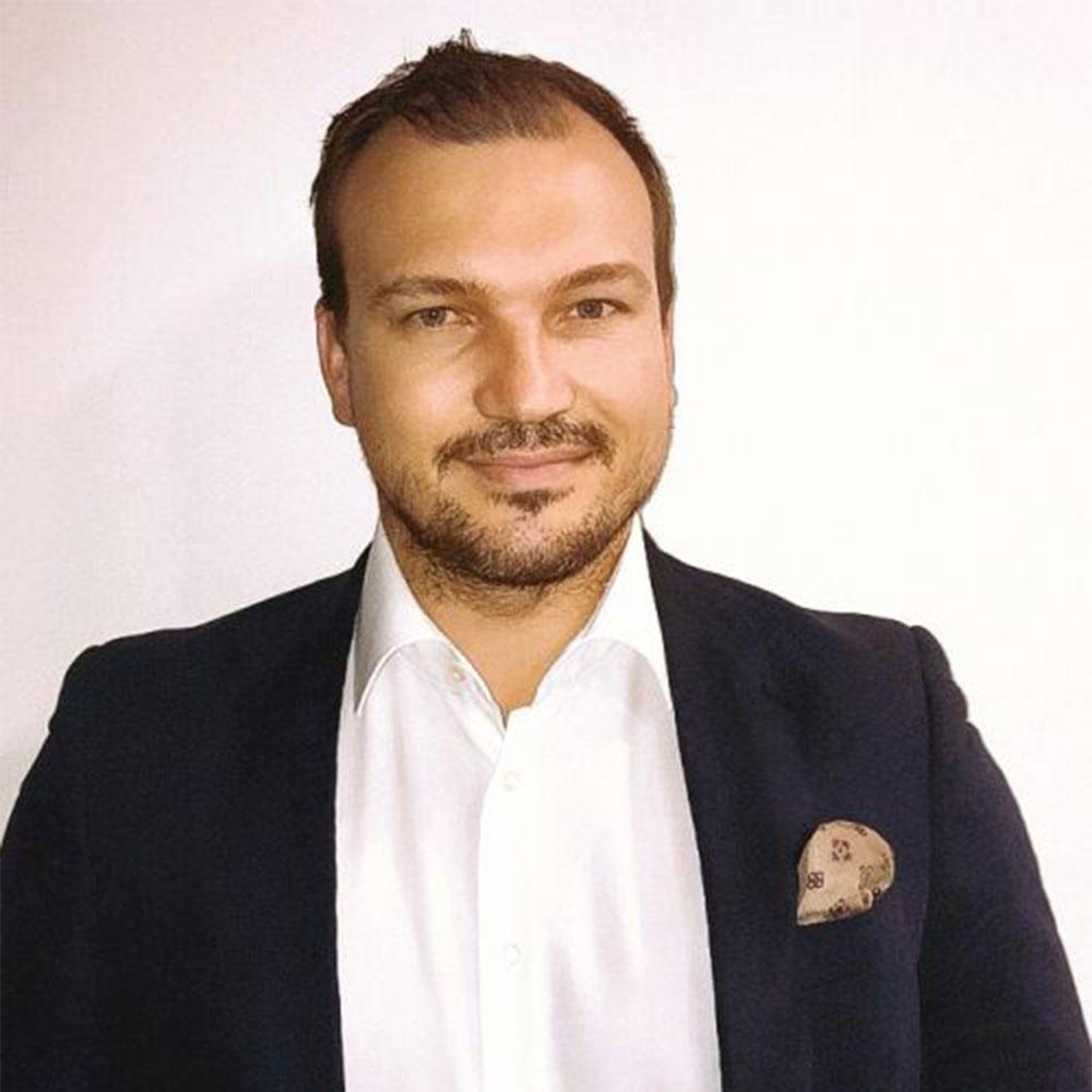 MUDr. Štefan Krivosudský, MHA, FEB